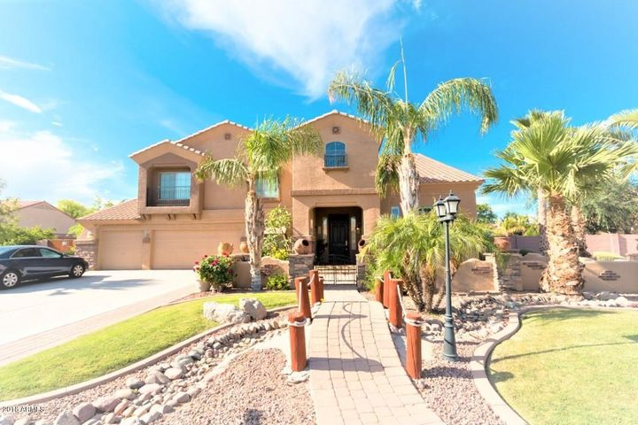 11706 E STARFLOWER Drive, Chandler, AZ 85249
