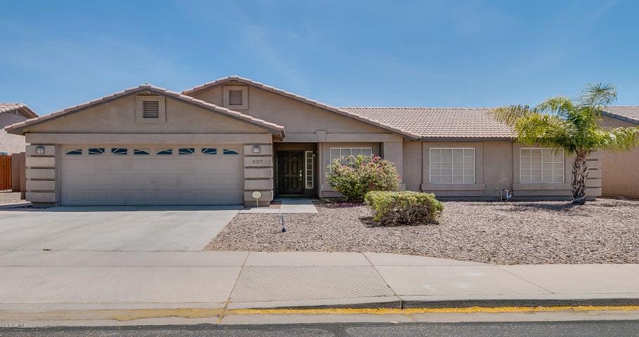 537 S ESMERALDA, Mesa, AZ 85208