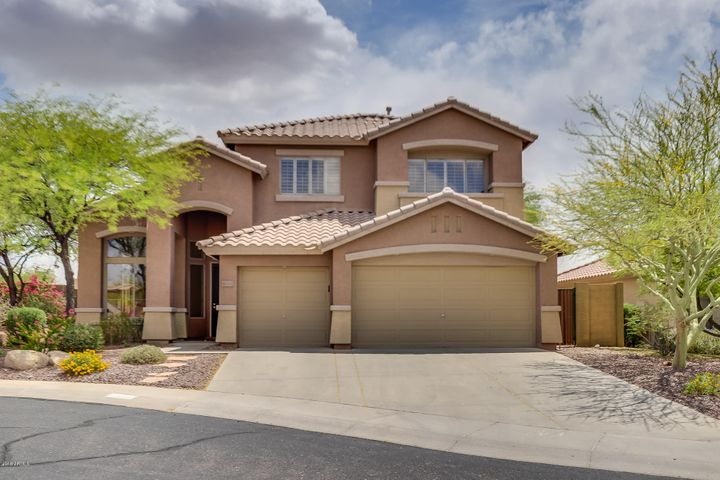 41331 N PANTHER CREEK Court, Anthem, AZ 85086