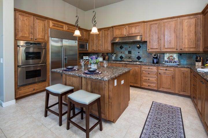 High end appliances & gas cooktop