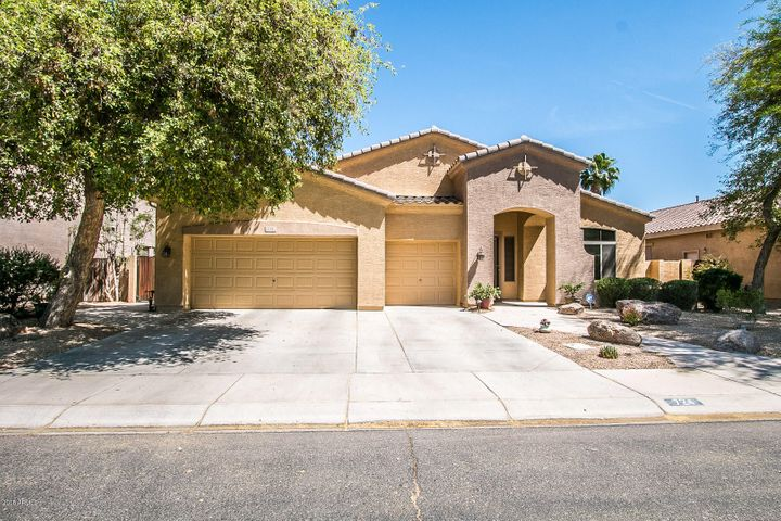 724 E GEMINI Place, Chandler, AZ 85249