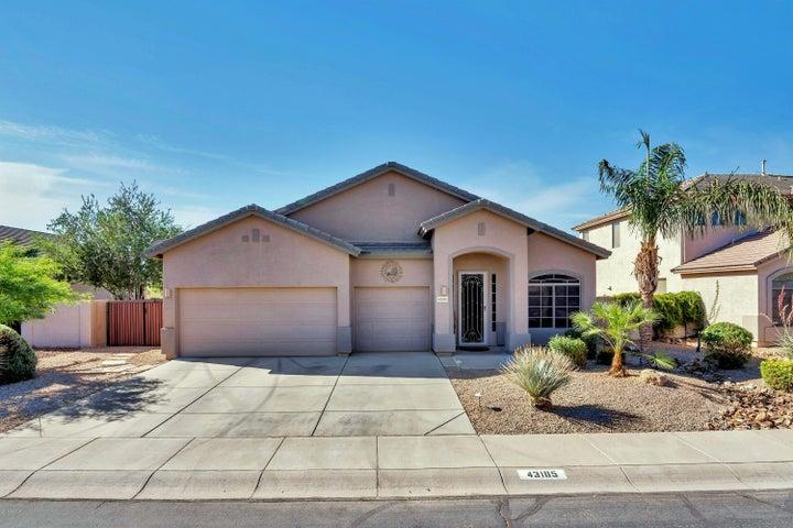 43185 W BUNKER Drive, Maricopa, AZ 85138