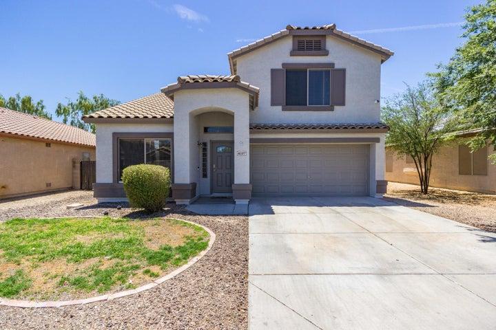 16587 W MELVIN Street, Goodyear, AZ 85338