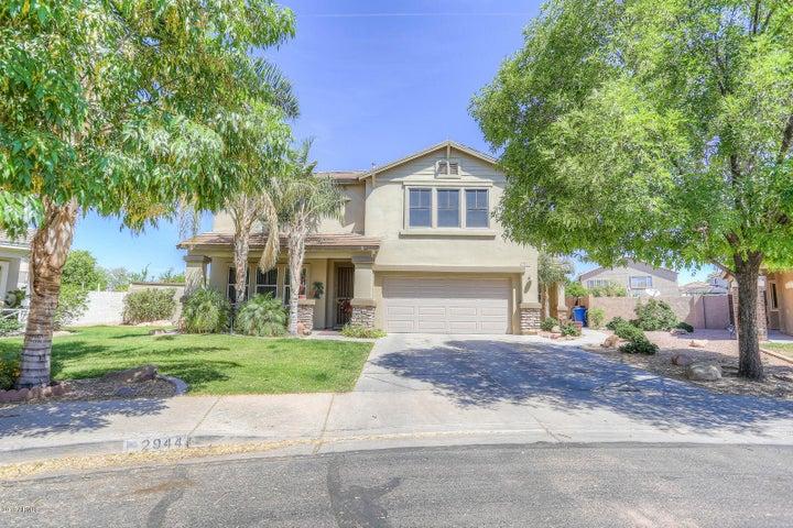 2944 S SABRINA Circle, Mesa, AZ 85212