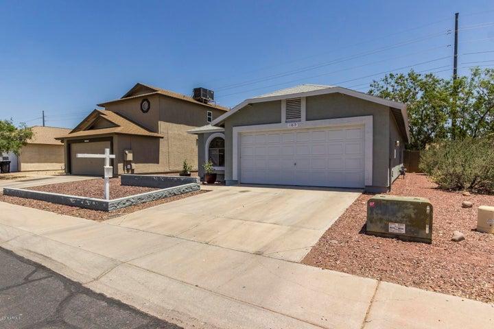 11819 N 75TH Drive, Peoria, AZ 85345