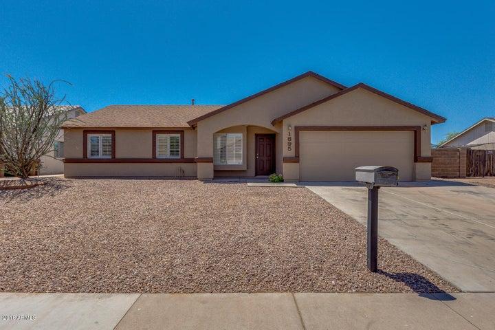 1895 W RAY Lane, Apache Junction, AZ 85120
