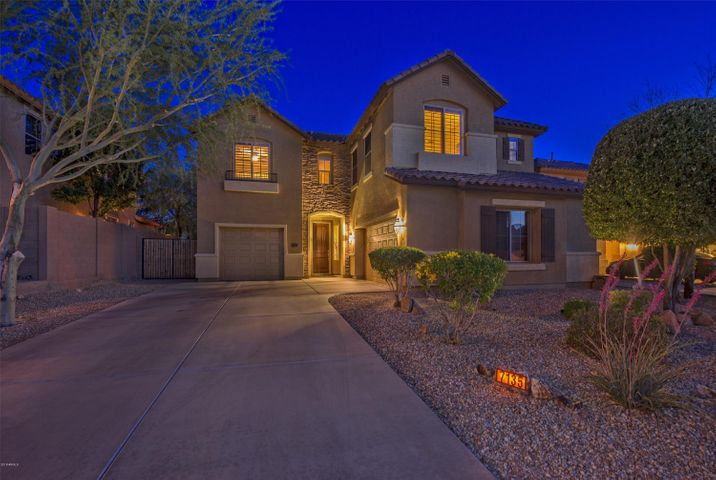 7135 W MORNING VISTA Drive, Peoria, AZ 85383