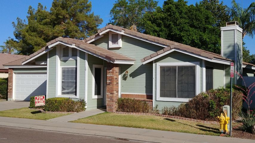 1616 N ALTA MESA Drive, 10, Mesa, AZ 85205