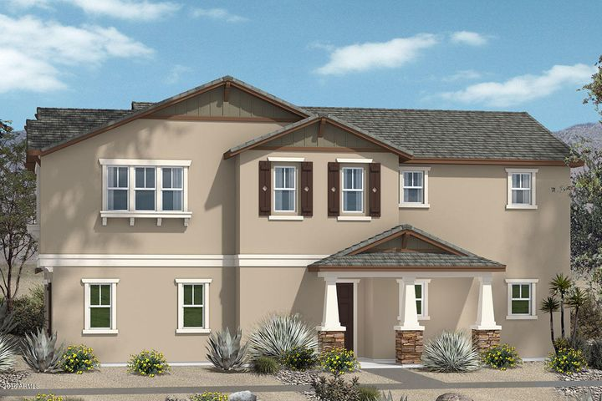 16441 W CULVER Street, Goodyear, AZ 85338