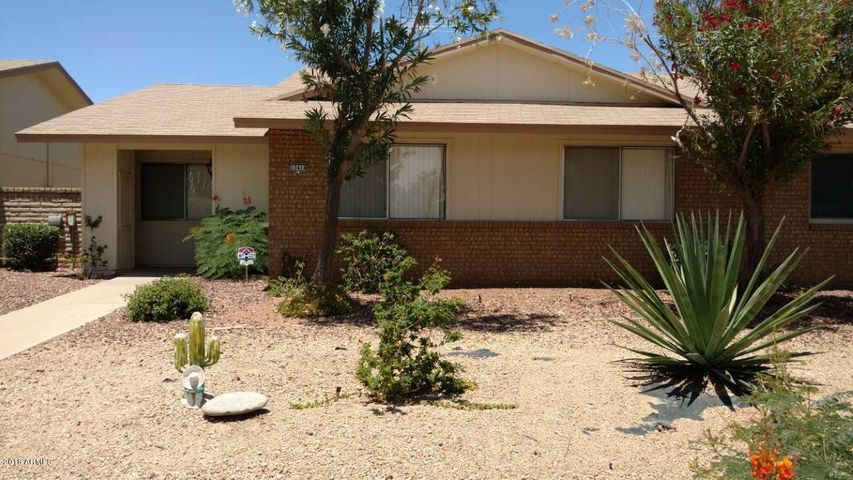 13414 W COUNTRYSIDE Drive, Sun City West, AZ 85375