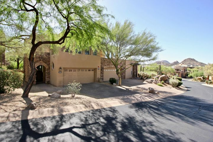 Residence 121 at Stonedge at Troon North in Scottsdale
