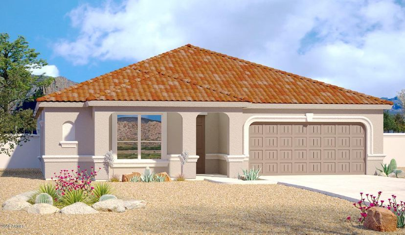 42213 W SANTA FE Street, Maricopa, AZ 85138