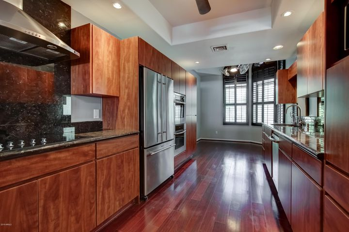 Thoughtfully designed kitchen makes incredible use of space