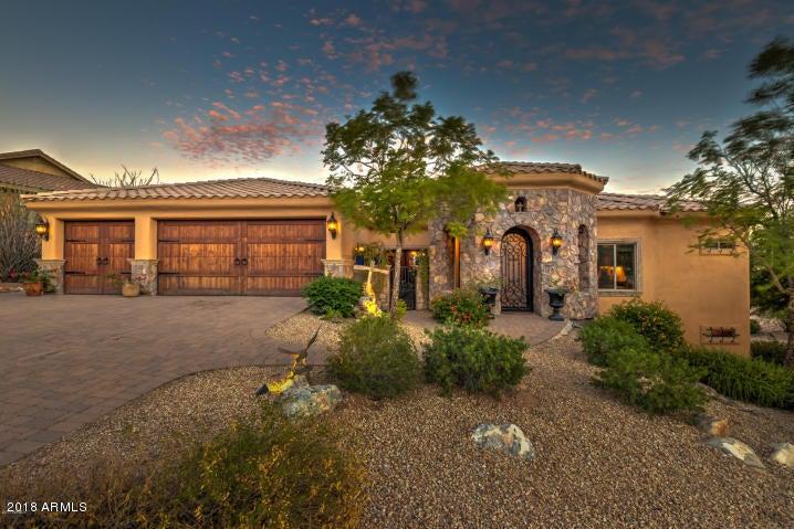Luxury vacation home in Fountain Hills, Arizona