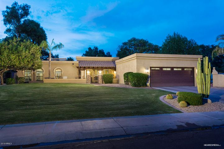 8144 E QUARTERHORSE Trail, Scottsdale, AZ 85258