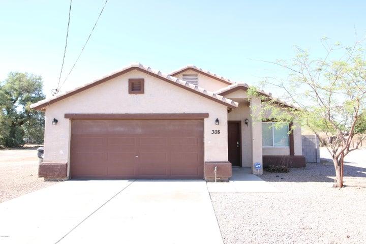 308 W 2ND Place, Eloy, AZ 85131