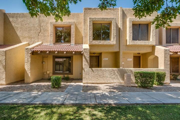 5817 W EVANS Drive, Glendale, AZ 85306