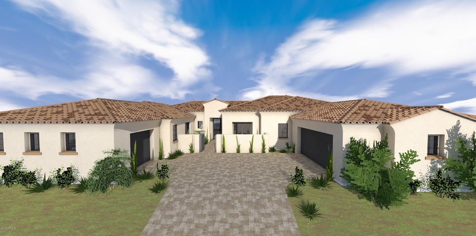 Renderings by Eddie Stong of Strong & Kennedy