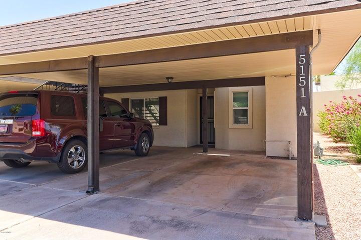5151 N 77TH Street N, A, Scottsdale, AZ 85250