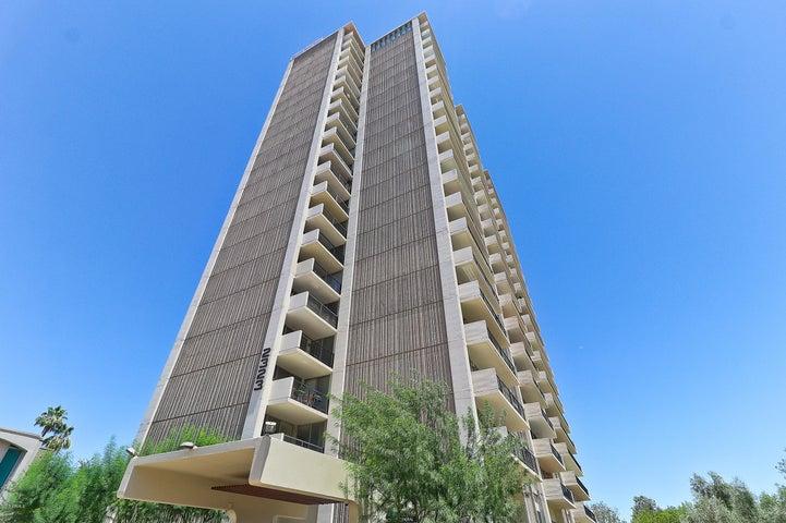 The Luxury, Historic High-Rise, Regency House, at 2323 N Central Avenue Phoenix, AZ 85004