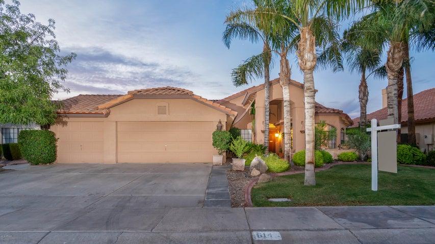 614 E STONEBRIDGE Drive, Gilbert, AZ 85234