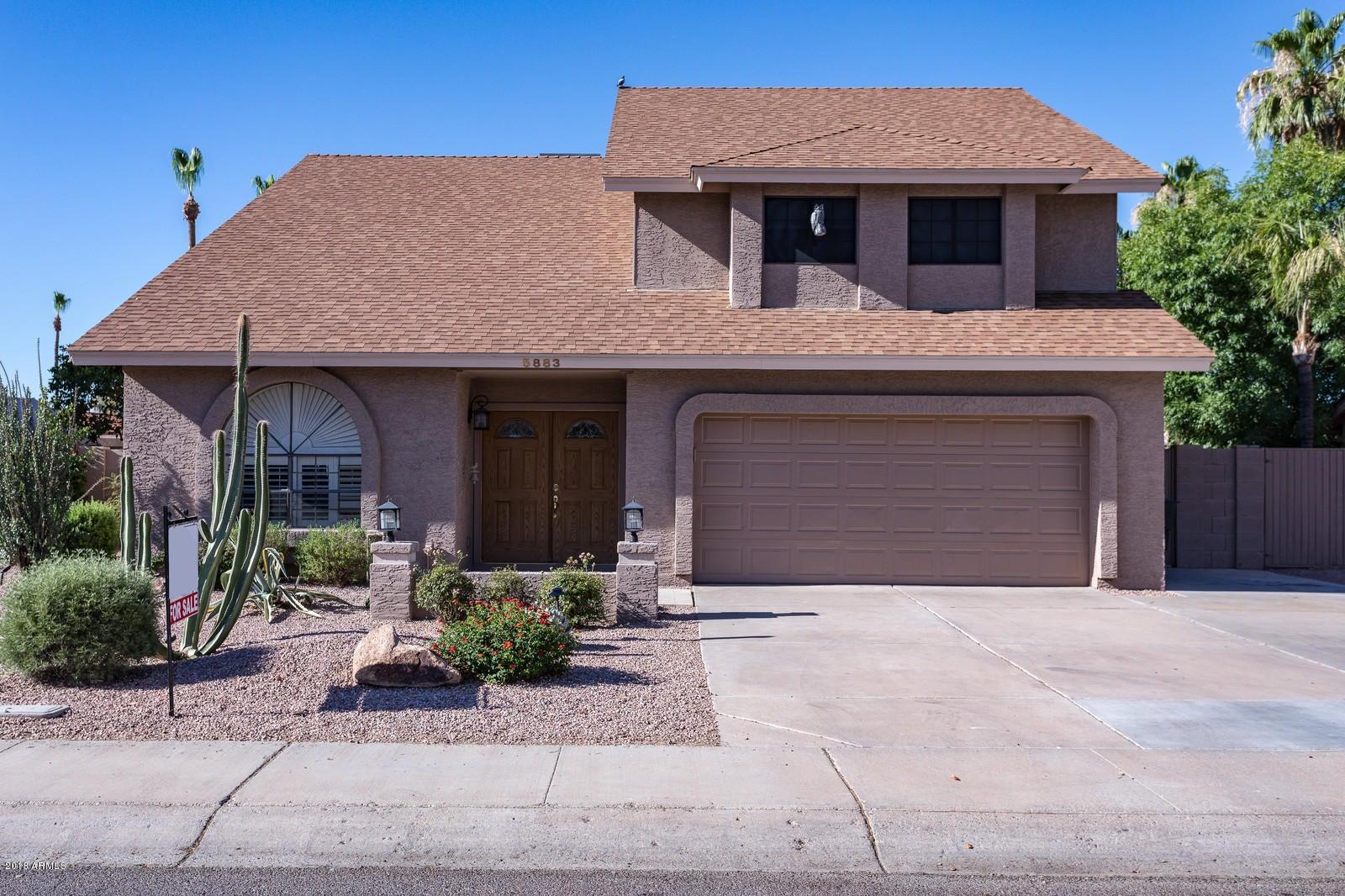 5883 E TIERRA BUENA Lane, Scottsdale, AZ 85254