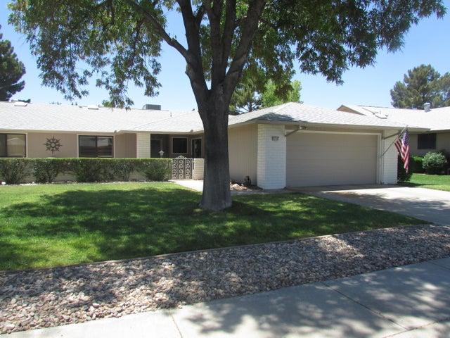 12705 W SHADOW HILLS Drive, Sun City West, AZ 85375