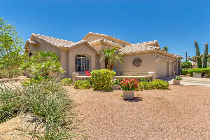 9411 E SUNBURST Court, Sun Lakes, AZ 85248