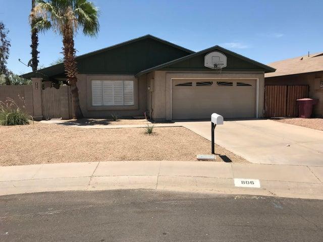 806 N 86TH Place, Scottsdale, AZ 85257