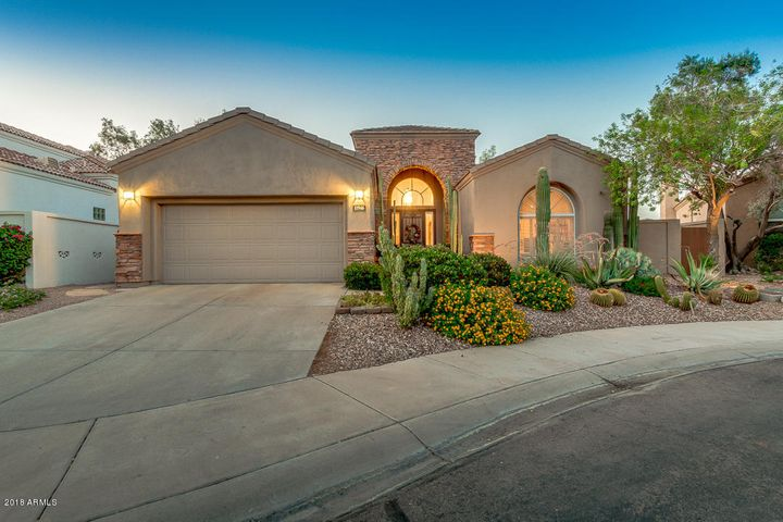 11946 E DEL TIMBRE Drive, Scottsdale, AZ 85259