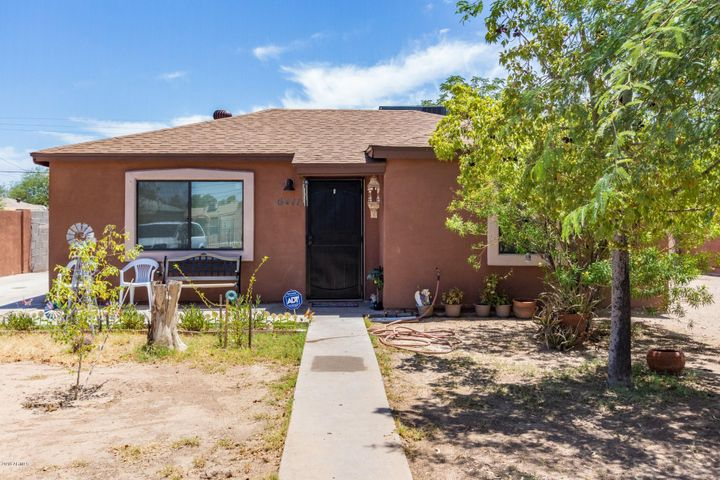 6411 S 6TH Avenue, Phoenix, AZ 85041