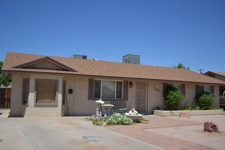 748 S PARSELL Circle, Mesa, AZ 85204