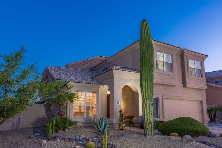 16141 E GLENVIEW Drive, Fountain Hills, AZ 85268