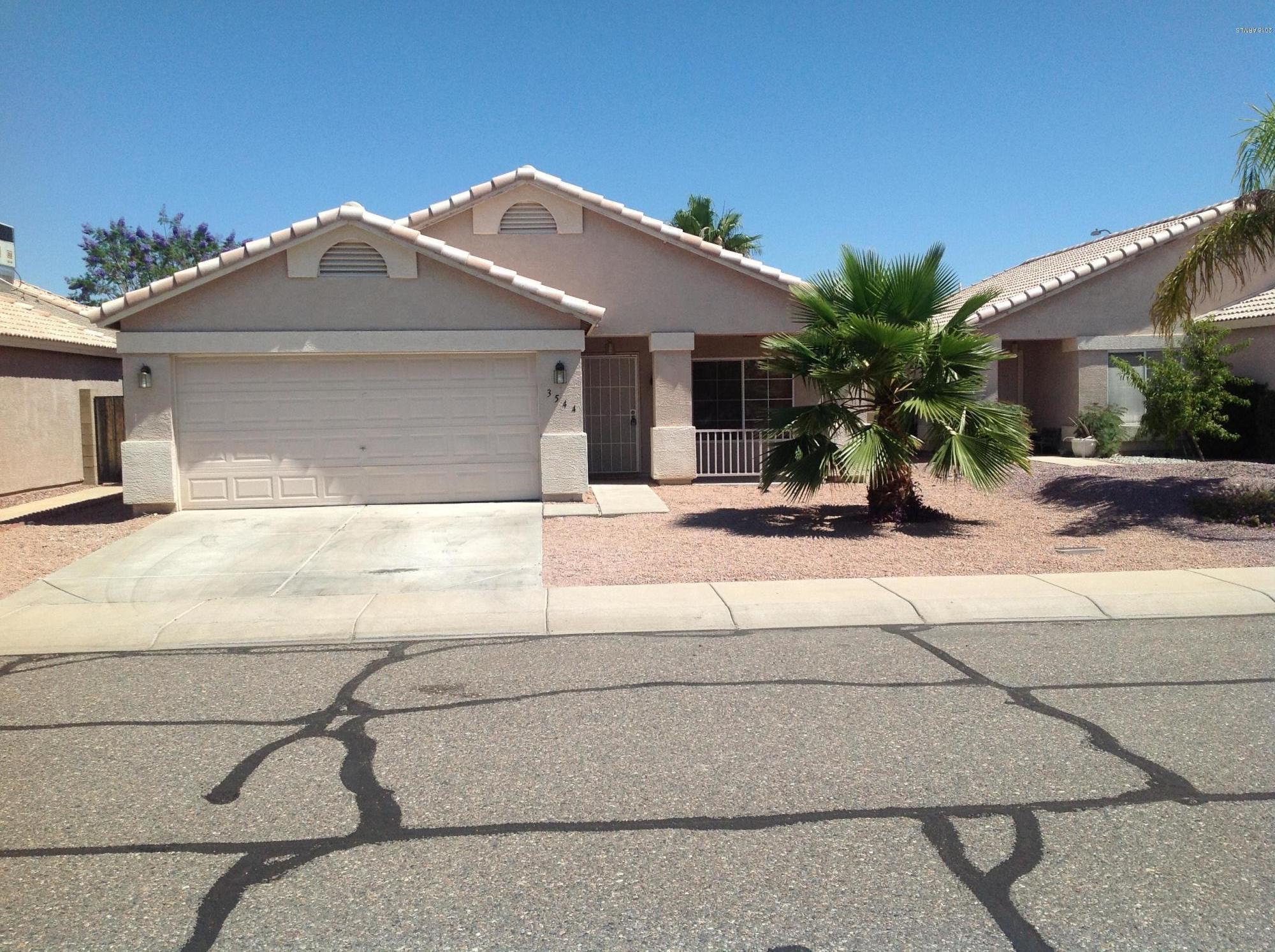 3544 W TINA Lane, Glendale, AZ 85310