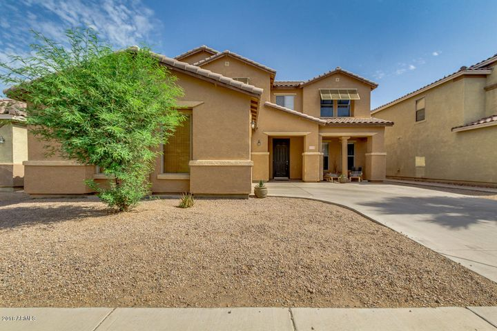 45716 W MORNING VIEW Lane, Maricopa, AZ 85139