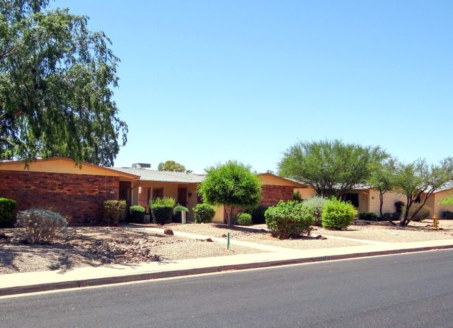 13323 W ALEPPO Drive, Sun City West, AZ 85375