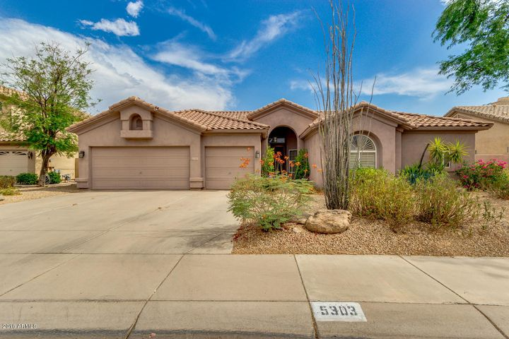 5303 E WOODRIDGE Drive, Scottsdale, AZ 85254