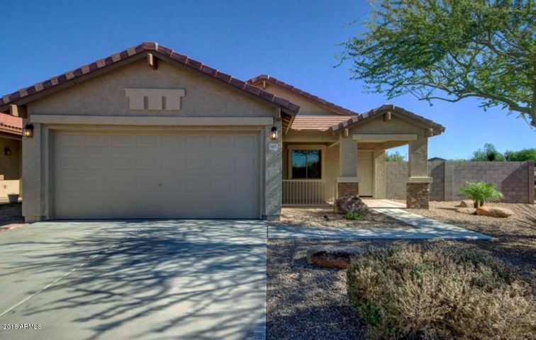 5621 S 53rd Drive, Laveen, AZ 85339