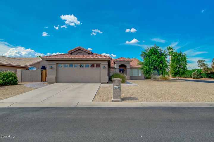 11136 E BELLFLOWER Court, Sun Lakes, AZ 85248