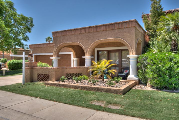 7536 N VIA CAMELLO DEL NORTE N, Scottsdale, AZ 85258
