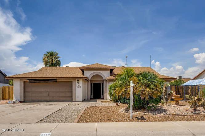 8448 W SANNA Street, Peoria, AZ 85345