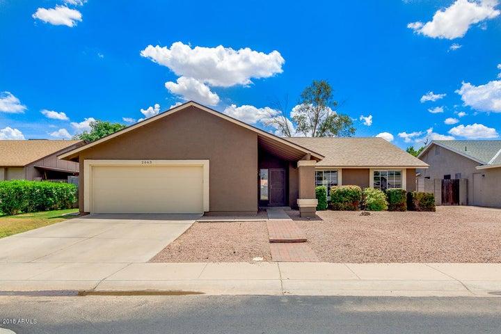 2063 W GILA Lane, Chandler, AZ 85224