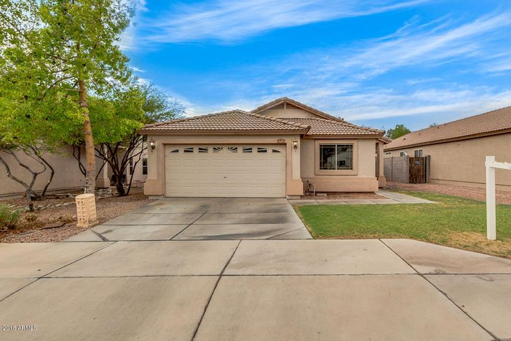 534 N 105TH Place, Mesa, AZ 85207