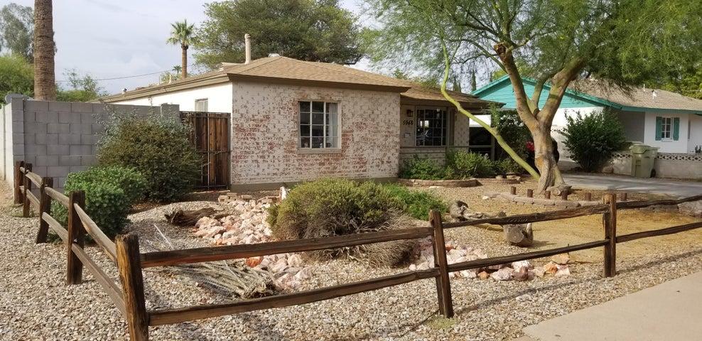 5948 W GARDENIA Avenue, Glendale, AZ 85301