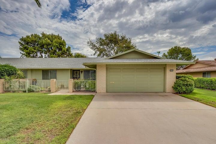 15609 N LAKEFOREST Drive, Sun City, AZ 85351