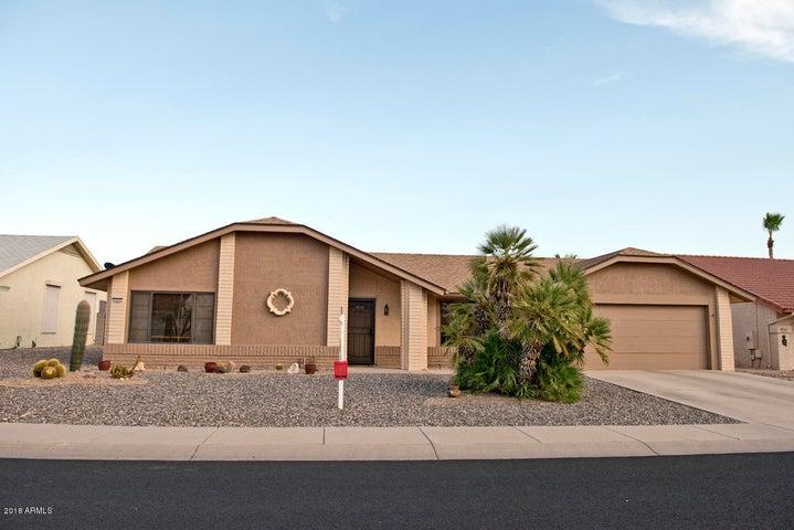 12327 W FIELDSTONE Drive, Sun City West, AZ 85375