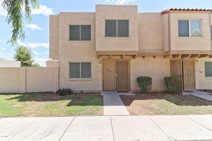 5433 W FRIESS Drive, Glendale, AZ 85306