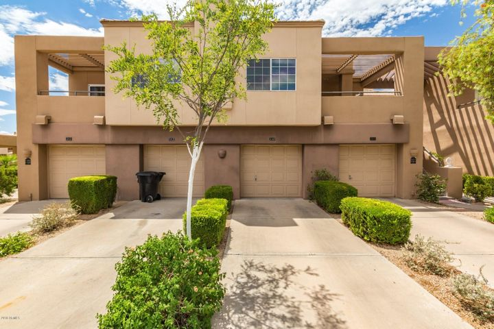 You'll love that you have a 1 car attached garage AND a driveway for parking!