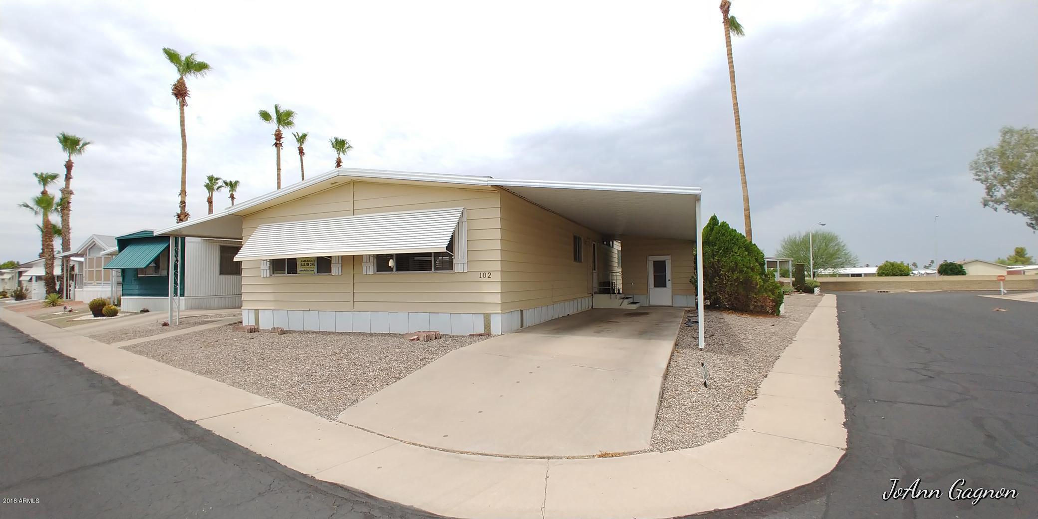 305 S Val Vista Drive, 102, Mesa, AZ 85204