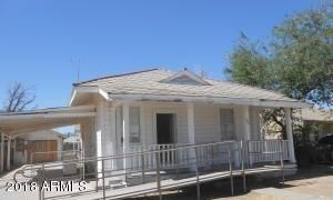 313 W LINDBERGH Avenue, Coolidge, AZ 85128
